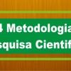 NC4 Metodologia da Pesquisa Científica
